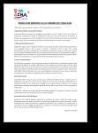 Résolution Générale du 1er Congrès de l'UNSA ICNA