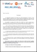 Communiqué intersyndical relatif à la grève du 9 mai 2019