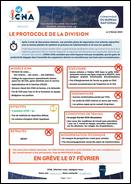 Le protocole de la division