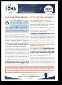 CSG, droit de grève,... Attendre ou réagir ?