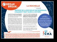 Reprise de La Rochelle par Bordeaux