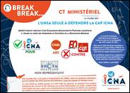 CTM, l'UNSA seule à défendre la CAP ICNA