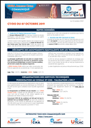 CT/DO du 07 octobre 2019