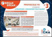3 - À pourvoir : CDD expert polyvalent