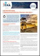 Les RO en 2020, l'organisation du travail en 2021