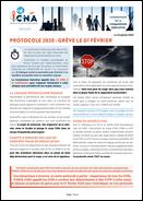 Protocole 2020 : grève le 07 février
