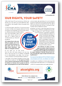 Our rights, your safety