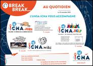 Au quotidien, l'UNSA-ICNA vous accompagne