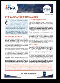 GT 8, la grande foire aux BO