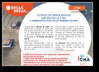 Le droit de Grève des ICNA bafoué