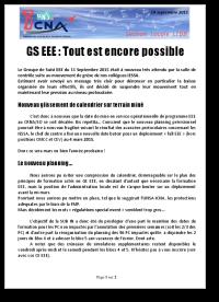 GS EEE : Tout est encore possible