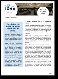 Conciliation à la DSNA : un pas en avant, deux en arrière...