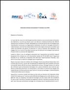 Déclaration liminaire lue avant de quitter le CT Pyrénées