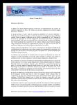 Communiqué avant le GT Pyrénées d'Avril 2010