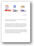 Communiqué intersyndical Pyrénées sur le NBT