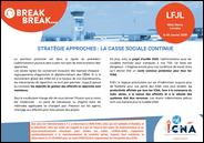 Stratégie Approches : La casse sociale continue