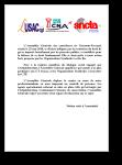 Assemblée Générale des ICNA à Clermont-Ferrand