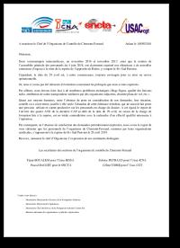 Communiqué intersyndical sur la reprise SIV sud Région Parisienne