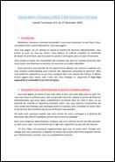 Déclaration liminaire au CTS du 17 Décembre 2020