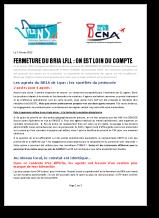 Fermeture BRIA LFLL