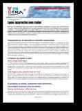 Lyon: approche non radar