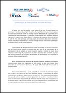 Projet de Nouveau Bloc Technique - Communiqué de l'intersyndicale Marseille-Provence