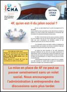 4F, qu'en est-il du jalon social ?
