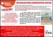 "Mutualisation : ""uberisation"" des XP"