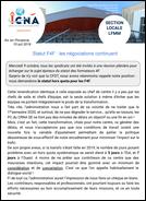 Statut F4F : les négociations continuent