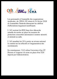 Motion AG 16/02/2018