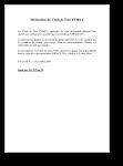 Déclaration CDT LFPO ESPACE 2011