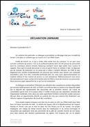 Déclaration liminaire CT CRNA-O CT 10.12.2020