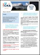 Questions fréquentes sur le positionnement de l'UNSA-ICNA