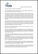 Déclaration liminaire au CT du 26 février