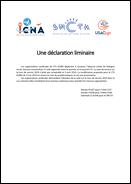 déclaration liminaire des OS baloises