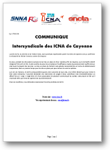 Intersyndicale de Cayenne