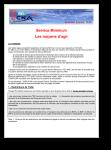 Service minimum à Fort de France