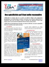 Communiqué des sections UNSA-ICNA du SNA-Antilles Guyane