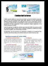 Communiqué UNSA Martinique