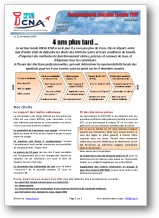 Communiqué bilan des actions de l'UNSA-ICNA TFFF