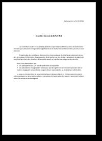 Motion assemblée générale 21/04/16